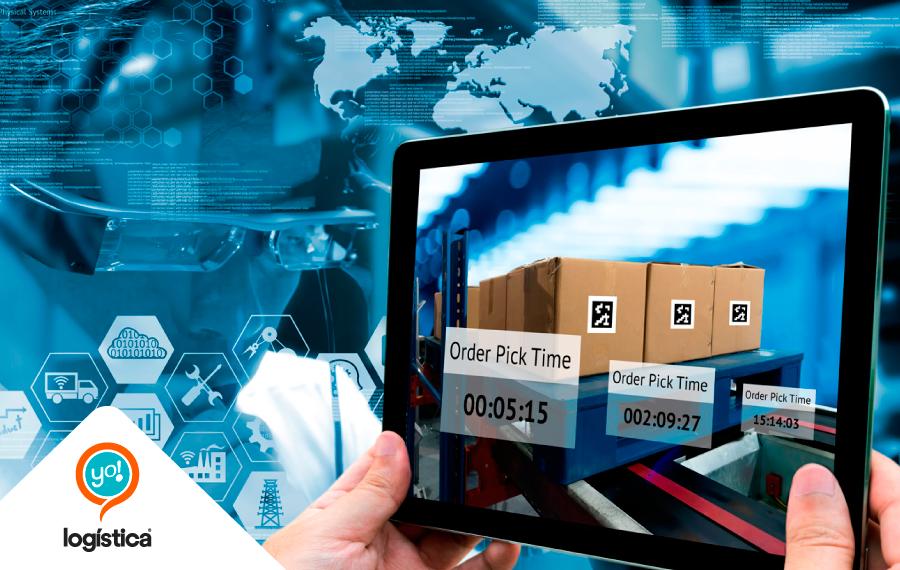 Escasa digitalización del sector logístico??